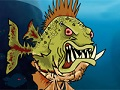 السمكة المتوحشة 1